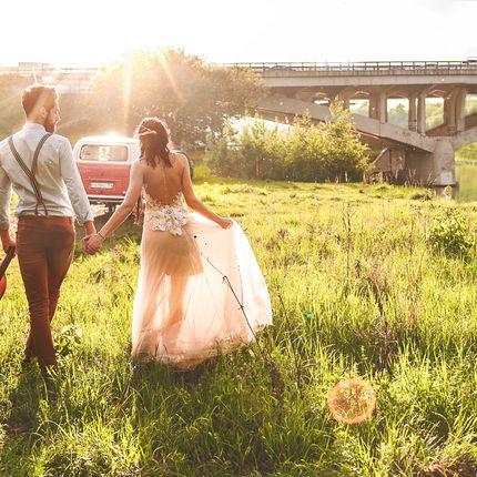 Свадебная фотосессия- Полный день