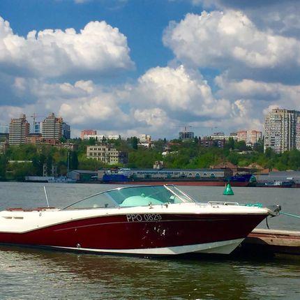 "Аренда моторного катера ""Jeanneau Runabout 755"""