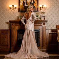 HB 328  Презентация новой коллекции в свадебном салоне Eva.