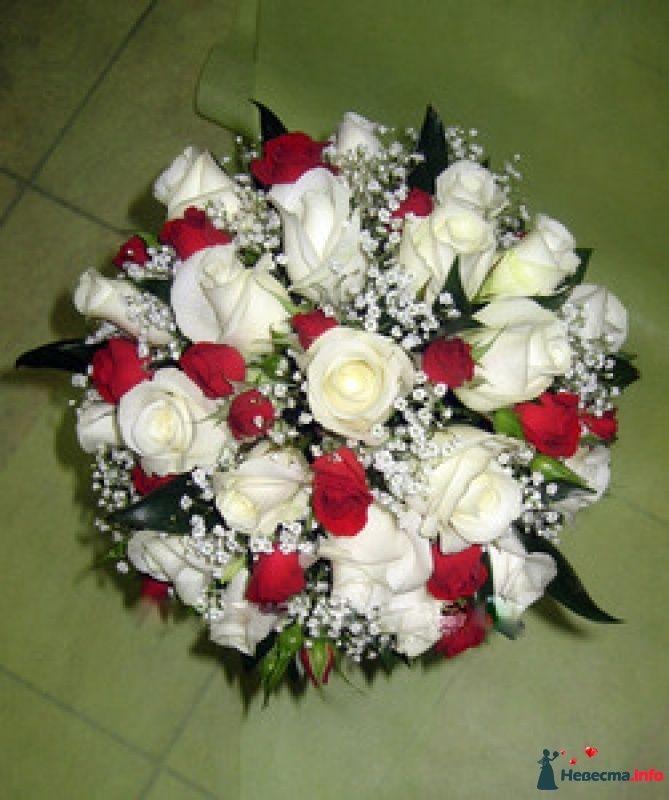 "Букет невесты - фото 452314 Салон цветов ""Flower's tino"""