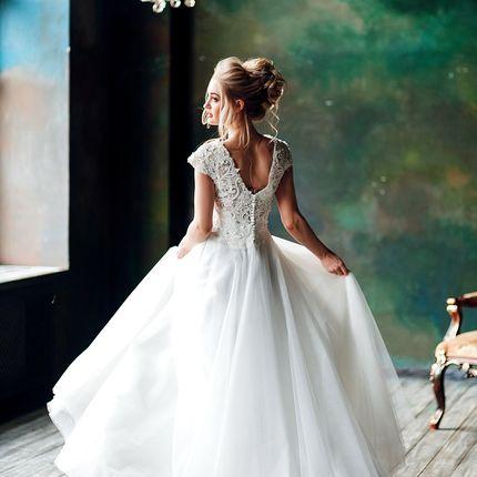 Свадебное платье Бэкки