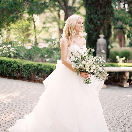 Свадебное платье Блум