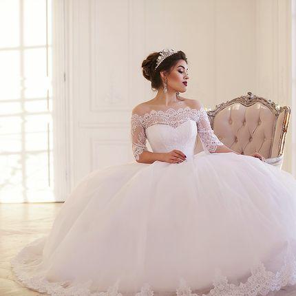 35d92326e14 Пышные свадебные платья купить в Санкт-Петербурге  каталог платьев ...