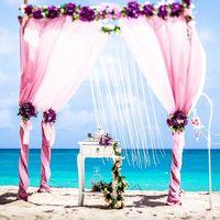 Свадьба винтаж, Доминикана