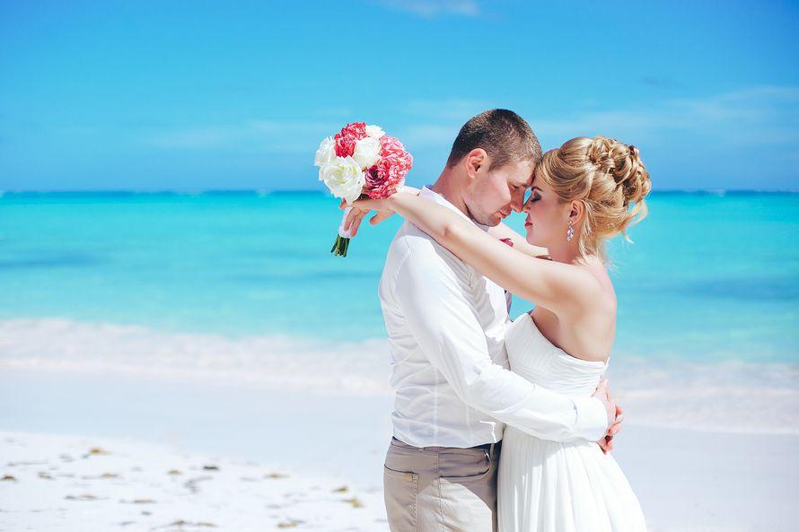 Фото 14493418 в коллекции Официальная свадьба в Доминикане на пляже Juanillo в Кап Кане {Сергей и Кристина} - Caribbean Wedding - свадьба в Доминикане