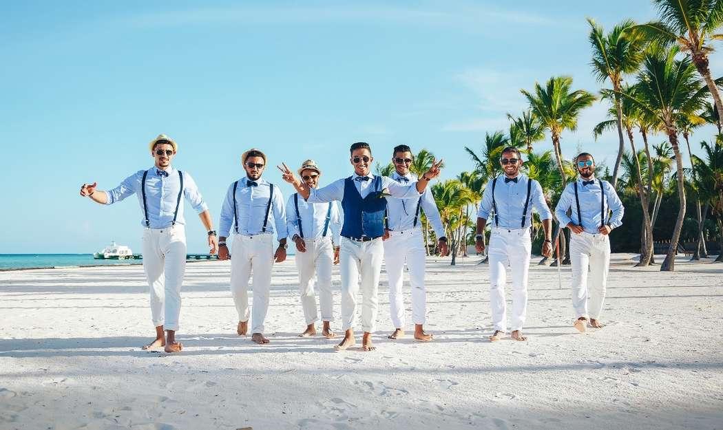 Фото 15354780 в коллекции Свадебная церемония на пляже Хуанийо {Юлия и Муханнед} - Caribbean Wedding - свадьба в Доминикане