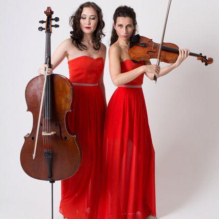 Скрипка и виолончель, флейта, скрипка, арфа, 1 час