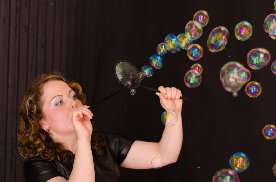 Заказ шоу на Ваш праздник по телефону 8-923-799-33-34 - фото 11100396 Шоу мыльных пузырей Евгении Коростелевой