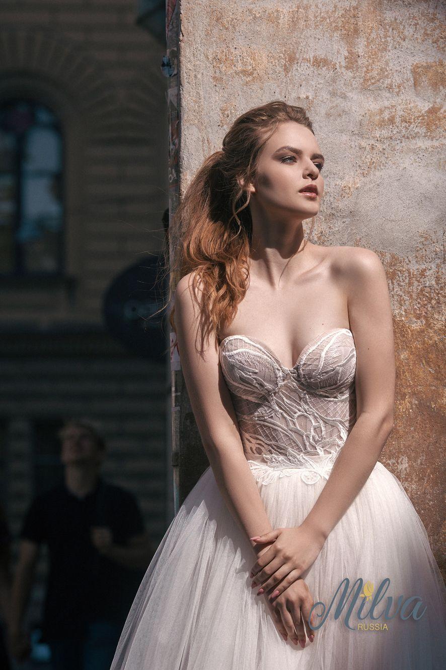 Фото 16399822 в коллекции Портфолио - Свадебные платья Milva