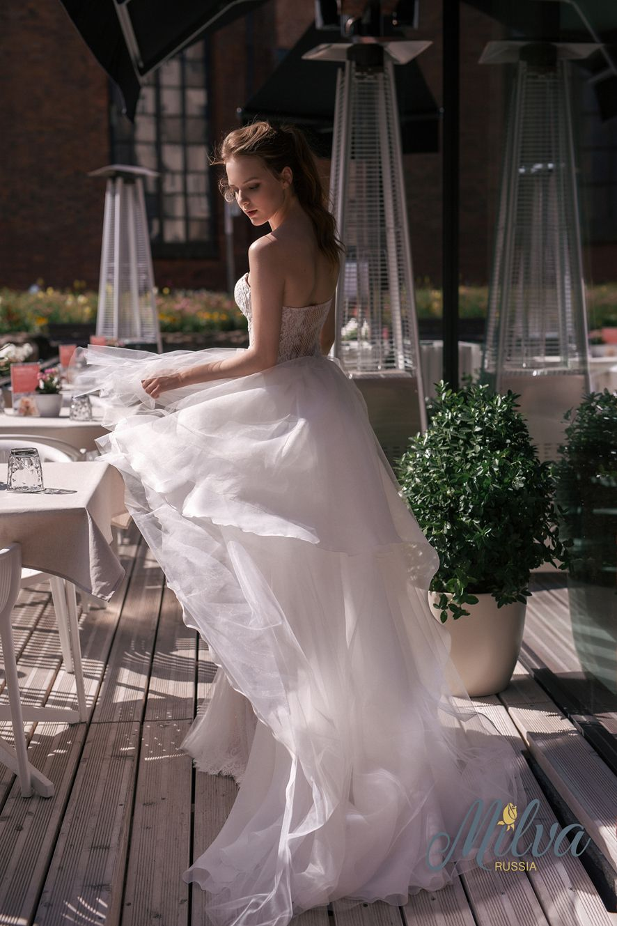 Фото 16399838 в коллекции Портфолио - Свадебные платья Milva