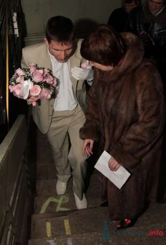 Фото 9760 в коллекции Зимняя свадьба Петра и Натальи  - Dima Solovey - фотограф