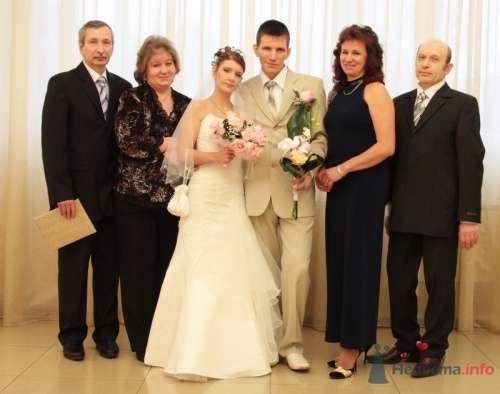 Фото 9791 в коллекции Зимняя свадьба Петра и Натальи  - Dima Solovey - фотограф