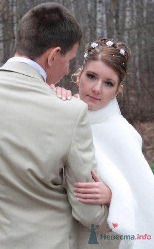 Фото 9822 в коллекции Зимняя свадьба Петра и Натальи  - Dima Solovey - фотограф