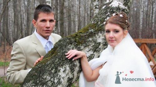 Фото 9823 в коллекции Зимняя свадьба Петра и Натальи  - Dima Solovey - фотограф