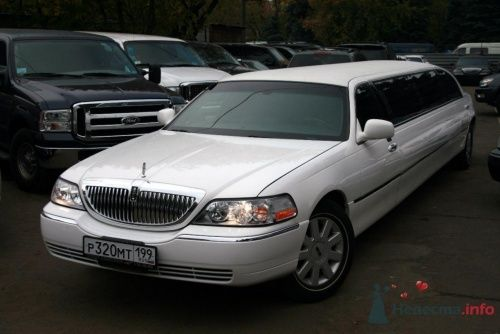 Линкольн 10 мест - фото 938 Limo-pro лимузины на свадьбу