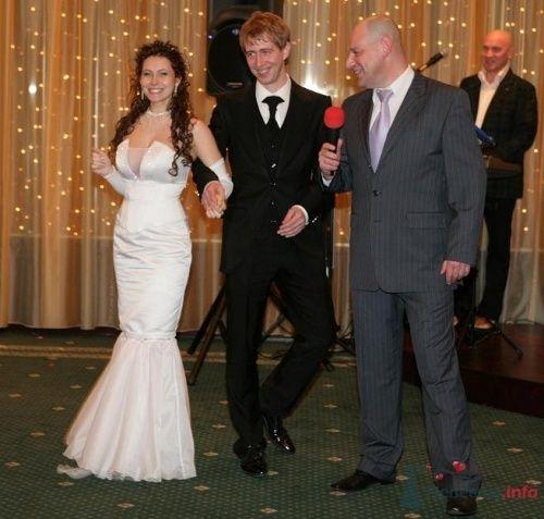 Тамада, ведущий свадьбы Михаил Максимов - фото 3938 Тамада, ведущий свадьбы Михаил Максимов