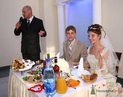 Тамада, ведущий свадьбы Михаил Максимов - фото 3950 Тамада, ведущий свадьбы Михаил Максимов