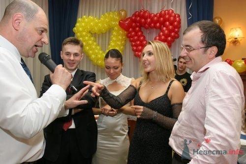 Тамада, ведущий свадьбы Михаил Максимов - фото 3951 Тамада, ведущий свадьбы Михаил Максимов