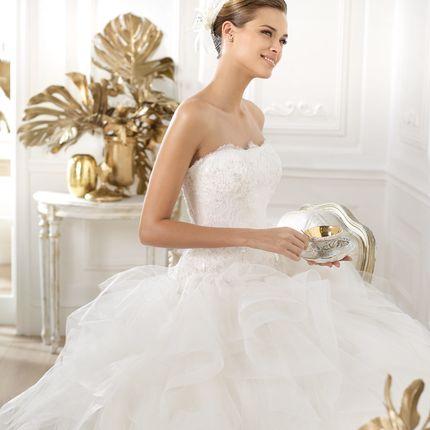 Платье Pronovias Leante
