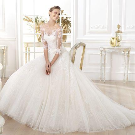 Платье Pronovias Lavens