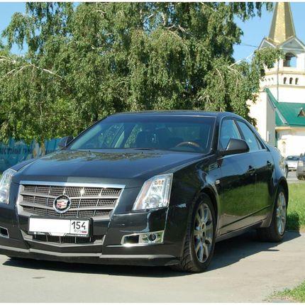 Аренда Cadillac CTS 4