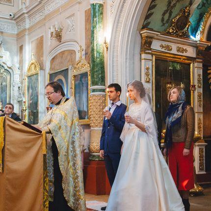 Фотосъёмка мероприятий - пакет Венчание