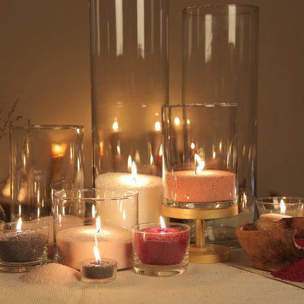 Насыпные свечи в оформлении, 1 шт.