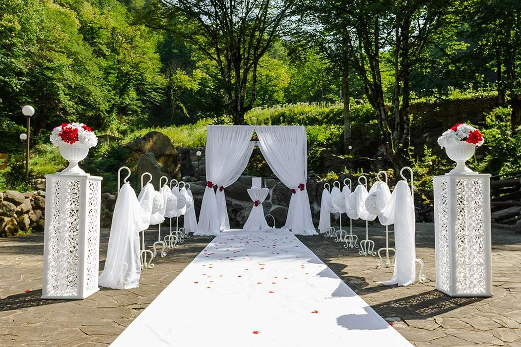Арка-шатер - фото 11294922 Вероника пожени - аренда арок, декора, фотозоны