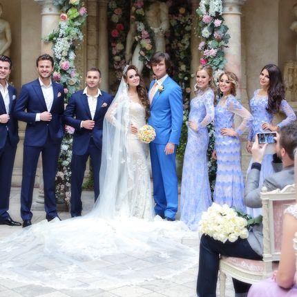 Фотосъёмка полного свадебного дня до 9 часов