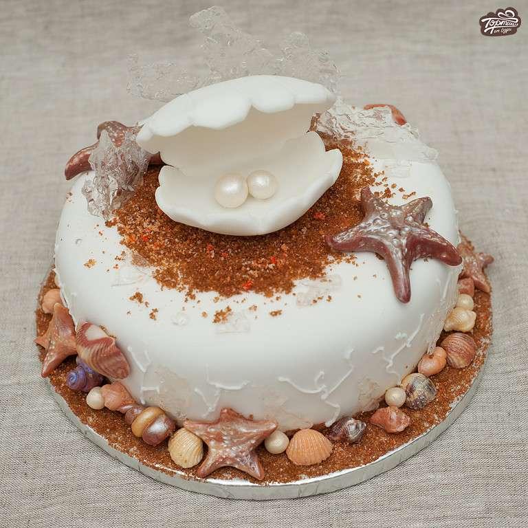 нашей торт в виде жемчужины рецепт с фото мужа американки была