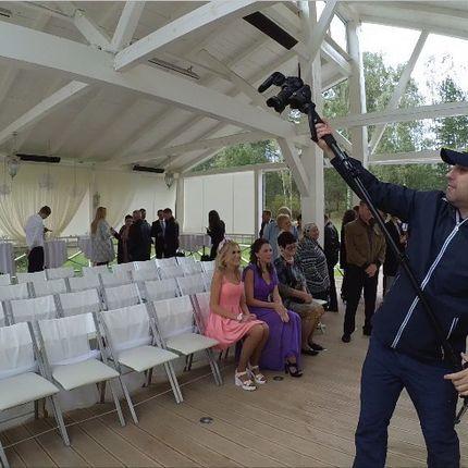 Видеосъёмка полного дня на две камеры