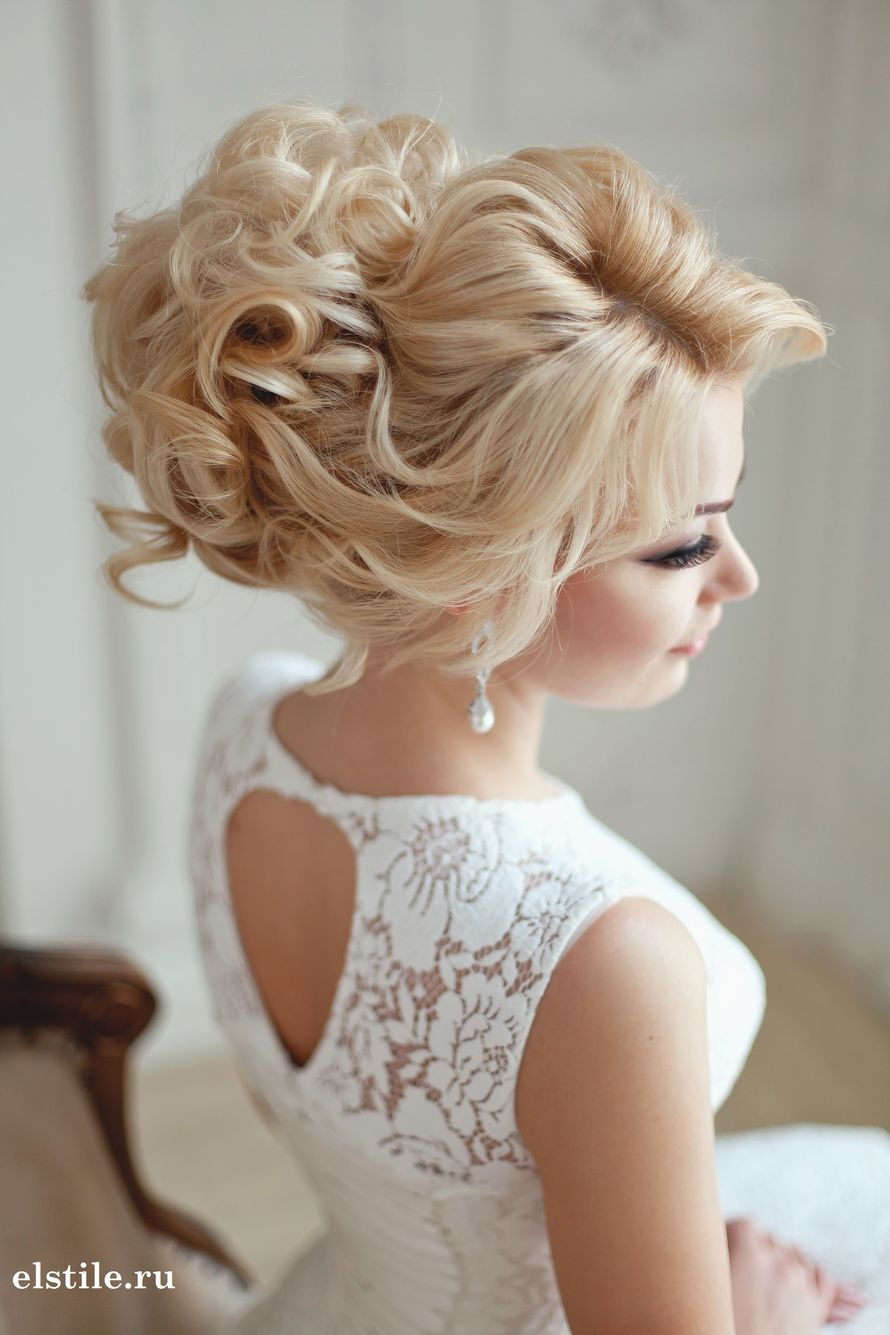 Свадебные прически эль стиль отзывы