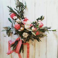 Букет невесты передает всю нежность, радость и чувственное состояние вашей души!