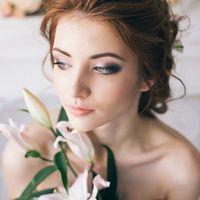 Свадебный макияж для лукбука Makeyourmake Photo: Sophie Neemaign Model: Анастасия Чикмарева Make-up: я Hairstyle: Виктория Мельник Location: Mimm photostudio