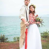 Организация свадебной фотосъемки на острове Бали.