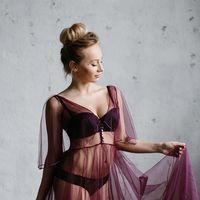 Montello blackberry|NEGLIGE DRESS