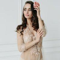 Будуарное платье  Boudoir dress Pure lace bage