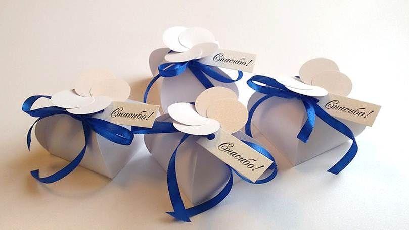 Фото 9639568 в коллекции Портфолио - Свадебные бонбоньерки в Краснодаре