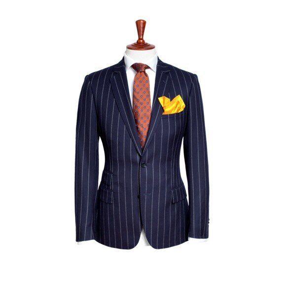 Фото 11509664 в коллекции Портфолио - Мужской свадебный костюм. Пошив на заказ.