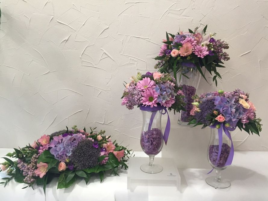 "Фото 11540870 в коллекции Портфолио - Студия декора и флористики ""Magnolia flowers"""