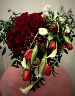 "Фото 11540916 в коллекции Портфолио - Студия декора и флористики ""Magnolia flowers"""