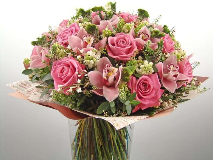 "Фото 11540934 в коллекции Портфолио - Студия декора и флористики ""Magnolia flowers"""