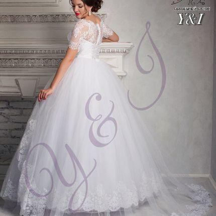 Свадебное платье Флора