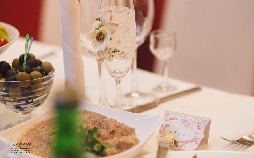 "Фото 12589920 в коллекции Ресторан ""Орхидея""  - Арт-студия декора и флористики ""кАРТон"" (7seven)"