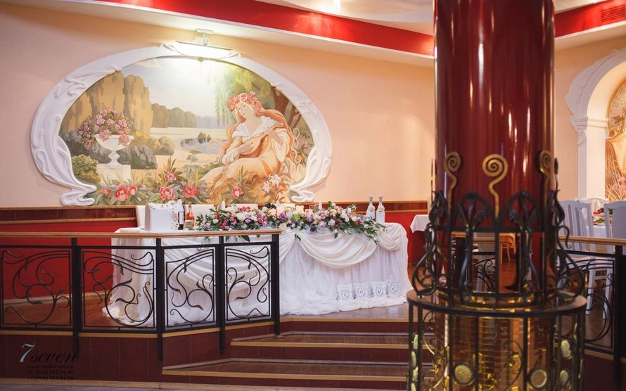 "Фото 12589932 в коллекции Ресторан ""Орхидея""  - Арт-студия декора и флористики ""кАРТон"" (7seven)"