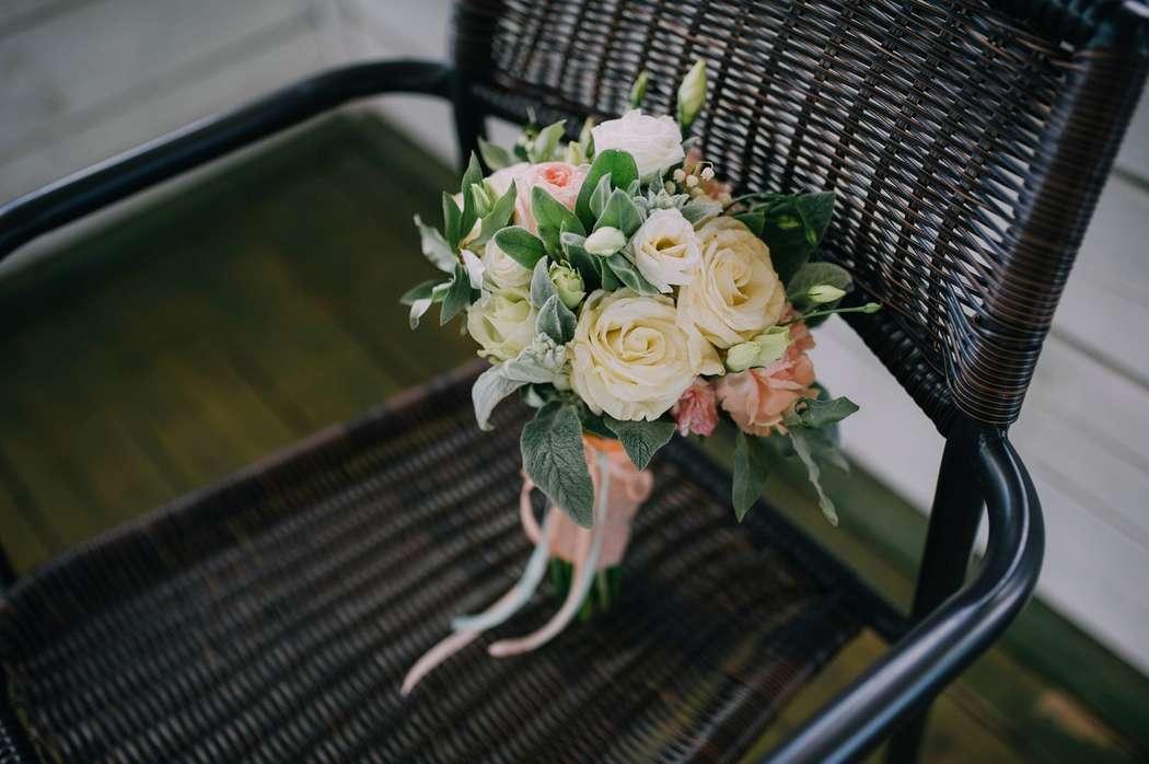 """Фото 15060036 в коллекции Свадебные букеты - Арт-студия декора и флористики """"кАРТон"""" (7seven)"""