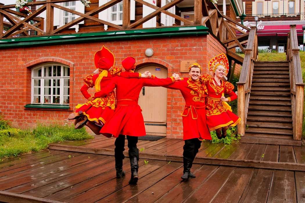 его еще русский народный танец картинка калинка людей