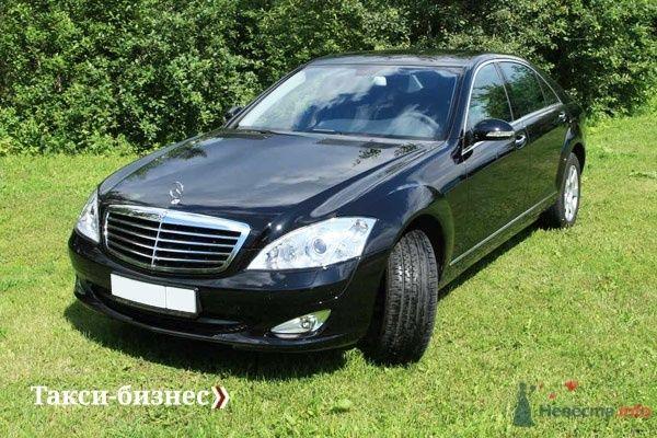 Mercedes S221 Long - фото 31208 Невеста01