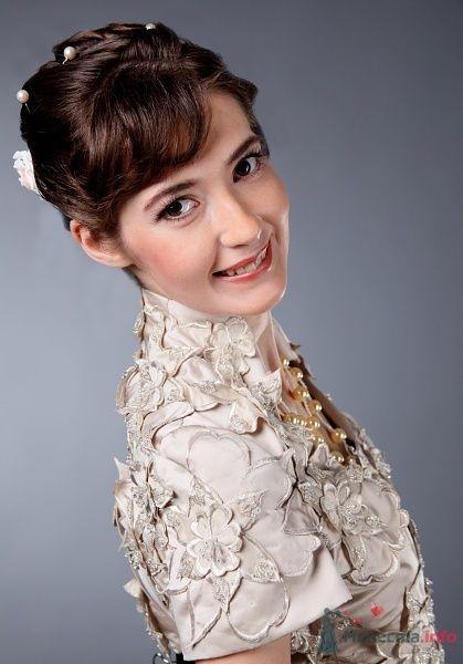 Свадебная прическа и макияж - фото 40961 Стилист-визажист Кандалова Елена