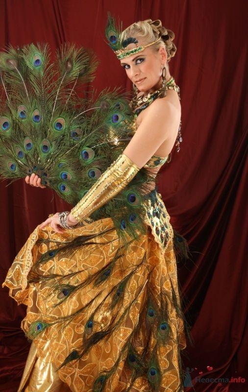 Макияж и прическа для фотосессии танцовщицы восточных танцев. Фотограф Мария Шеромова - фото 63787 Стилист-визажист Кандалова Елена